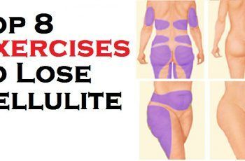 Top 8 Exercises To Lose Cellulite