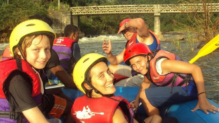 También en Sri Lanka: viajes singles con hijos