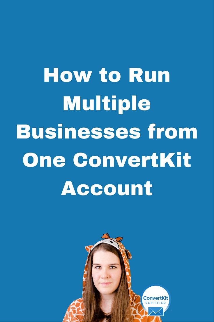 Read how to run multiple businesses from just one ConvertKit account. This CovertKit tutorial will cover how to use ConvertKit settings, custom email templates, email automation rules, email trigger, email segmenting, email broadcasts, email sequence settings and email form settings. ConvertKit is the ideal email marketing platform for small business, service based business, online business, online course creation, coaches, virtual assistants, healers, tarot business, copywriters...