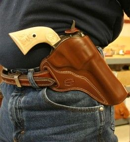 Gun Leather, Concealment and Cowboy holsters, Azle, TX.-SR