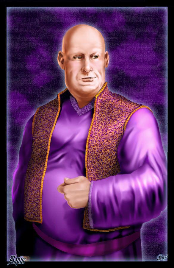 Gli Arcani Supremi (Vox clamantis in deserto - Gothian): Il Trono del Toro. Capitolo 12. Amasis diventa il nuovo favorito del Re
