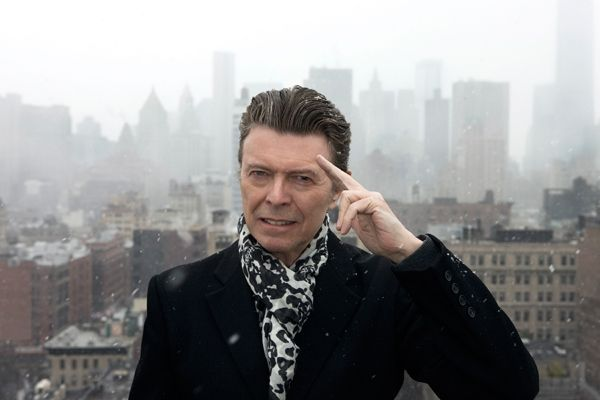 David Bowie Delivers 42-Word Statement About The Next Day | Music News | Rolling Stone