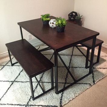 570 Best Home Dining Furniture Images On Pinterest  Rattan Interesting 3 Piece Kitchen Table Set Decorating Inspiration