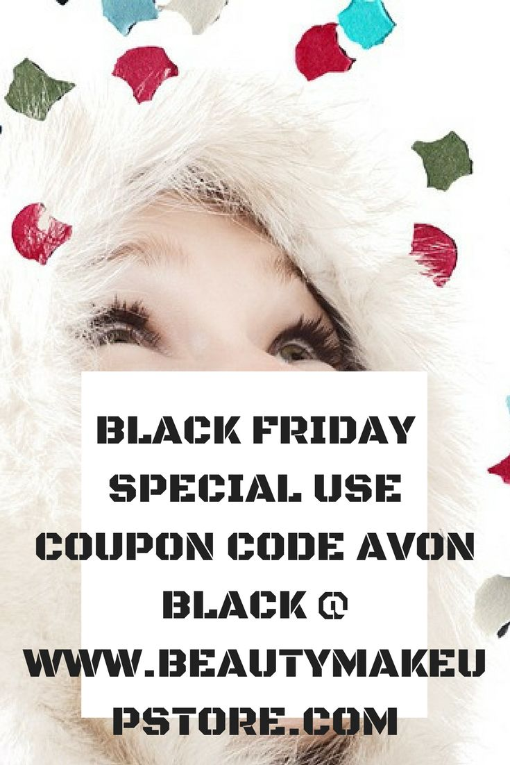 Black friday special @ www.beautymakeupstore.com