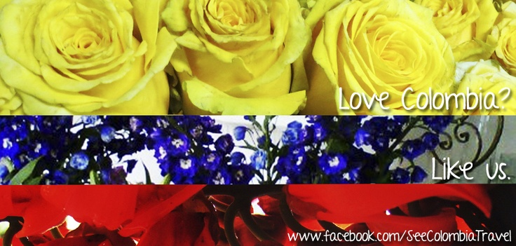 Did you know Colombia is the second biggest exporter of flowers in the world?