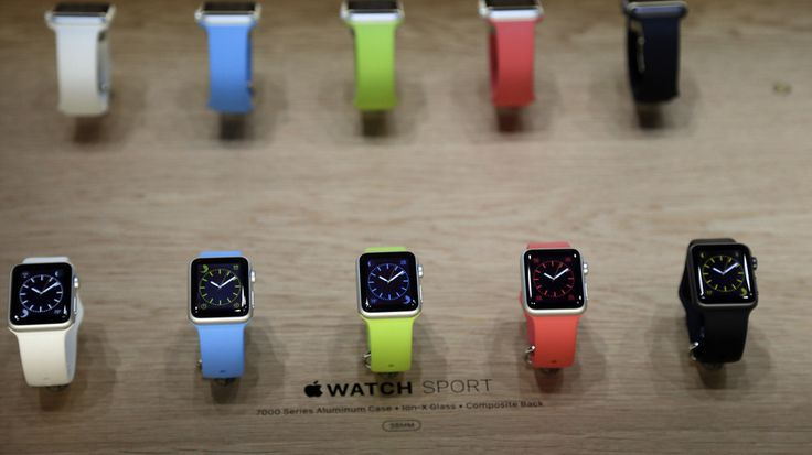 Report: Apple Watch will have up to 19 hours of mixed-use battery life - MASHABLE #Apple, #Watch, #Tech