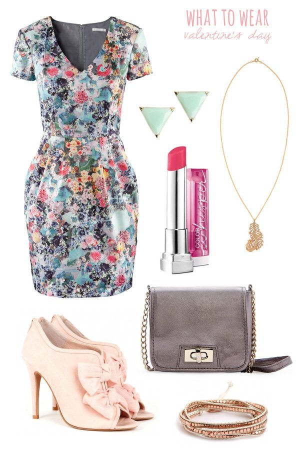 What to wear for a Valentine's Day date   The Sweetest Occasion