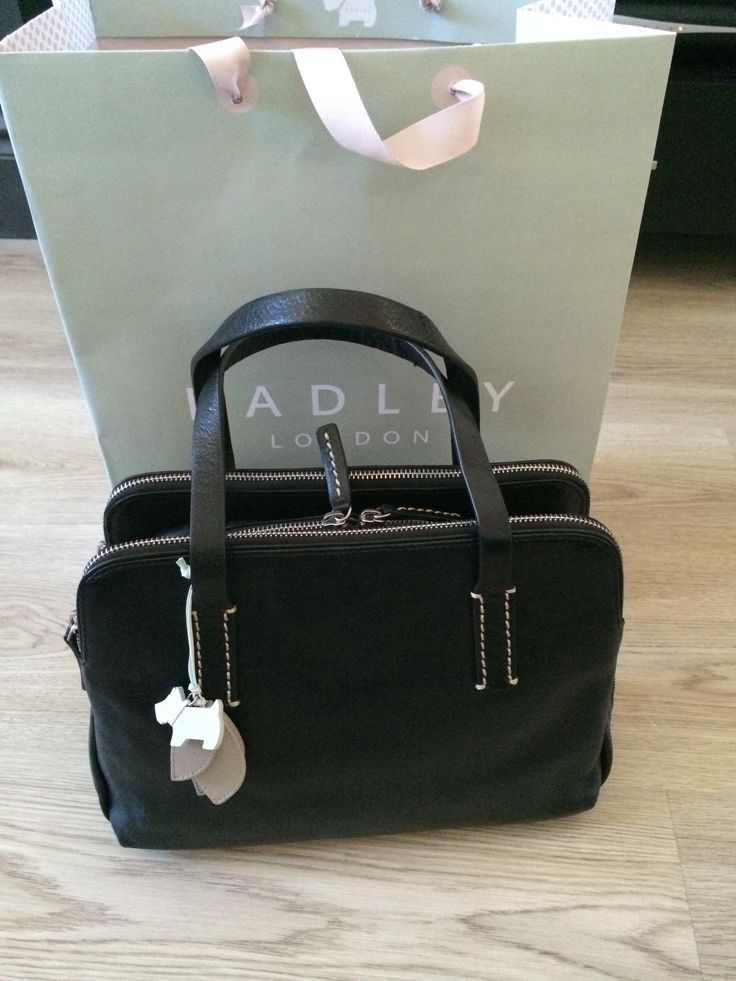 My very first Radley bag - so loving it!