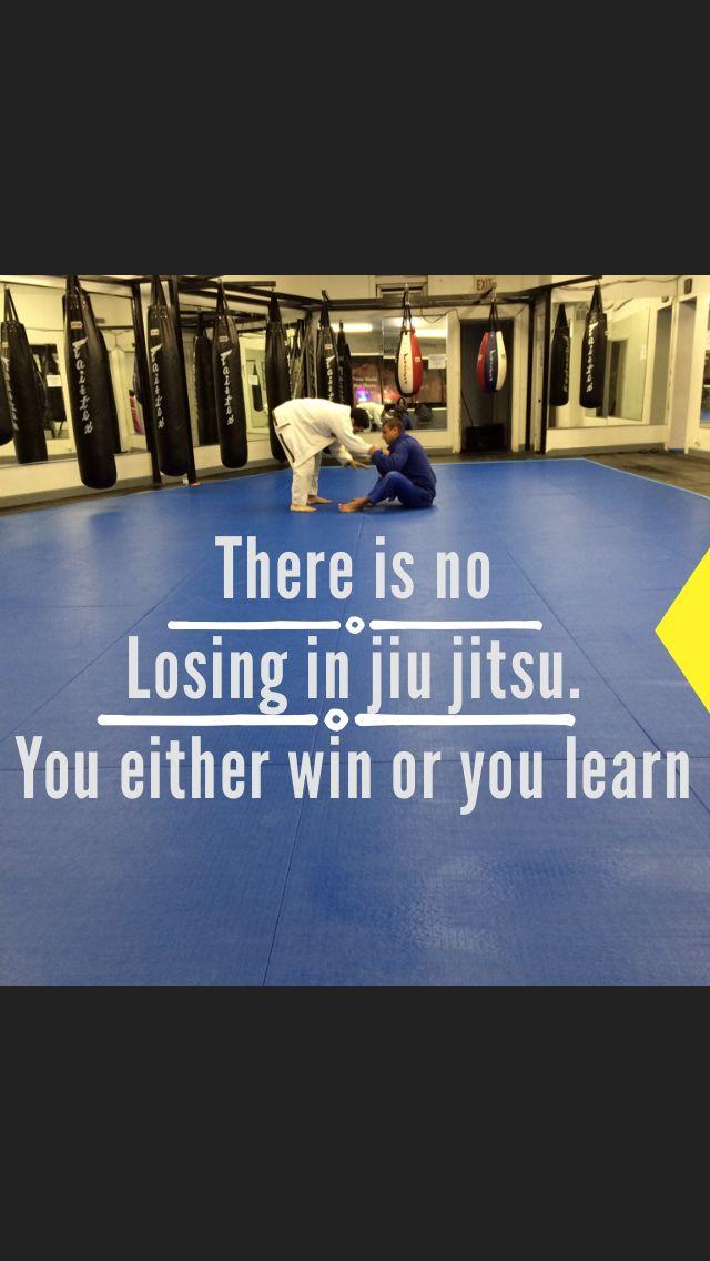 Jiu jitsu learn the power of confidence