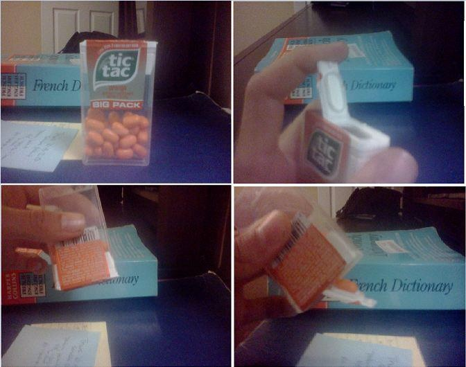 IS THIS HOW YOU'RE SUPPOSED TO DO IT? THIS CHANGES EVERYTHING.: Thoughts, Mind Blown, Funny Things, Mindblown, Lifehacks, Life Changing, Tic Tac, Life Hacks, Tac Dispen