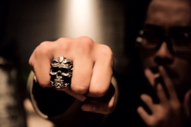 Deadleaf Ring by Fourspeed Metalwerks