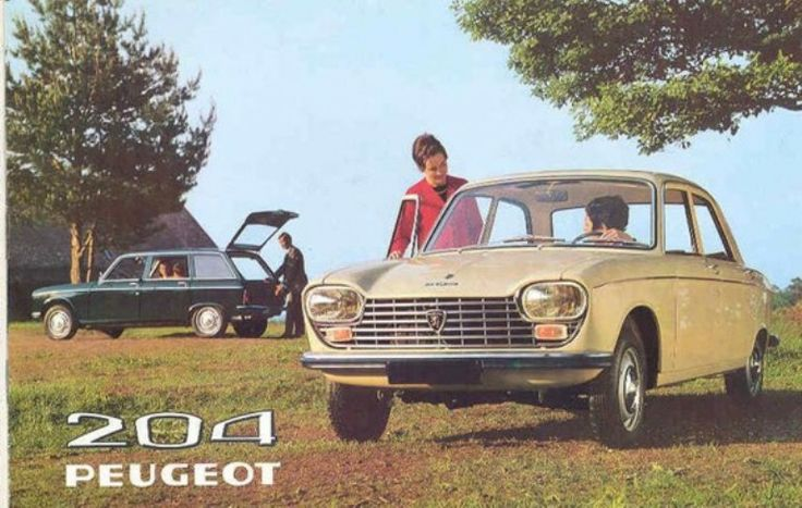 noleggio Peugeot 204