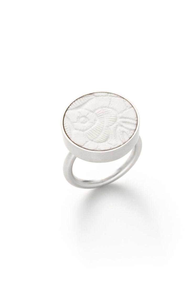 porcelain ring...