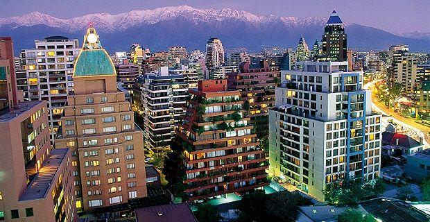 Santiago de Chile, Ritz Carlton