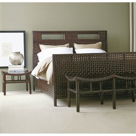 Antalya Queen Bed
