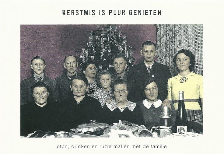 Kerst - KTF1050 - Ansichtkaart | Postkaarten kerst 2016 | Kaartfanaat