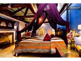 moroccan bed king design | Moroccan Bed Canopy