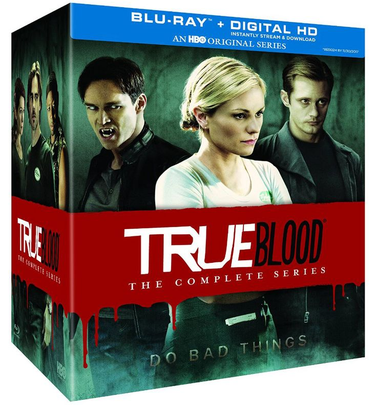 Pre-order True Blood: The Complete Series