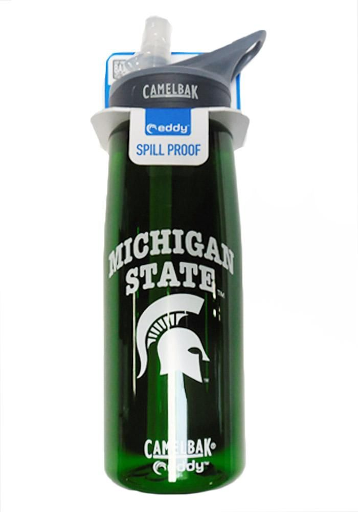Michigan State Spartans Camelbak Water Bottle | MSU Spartans Water Bottle