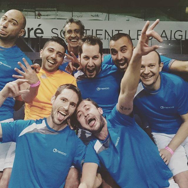 Fair-Play avant tout :) #geneveindoors #geneva #football #indoors #picoftheday