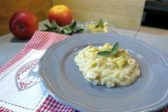 il risotto con le mele, è uno dei piatti che più preferisco. Di origine Trentina, il risotto con la mela è stato fatto e rifatto in molti modi, con speck...