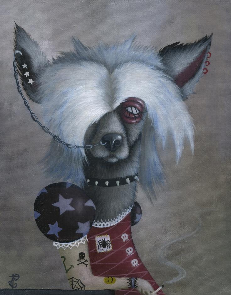 Jessica Charlotte   Pubescent Polly - 2010