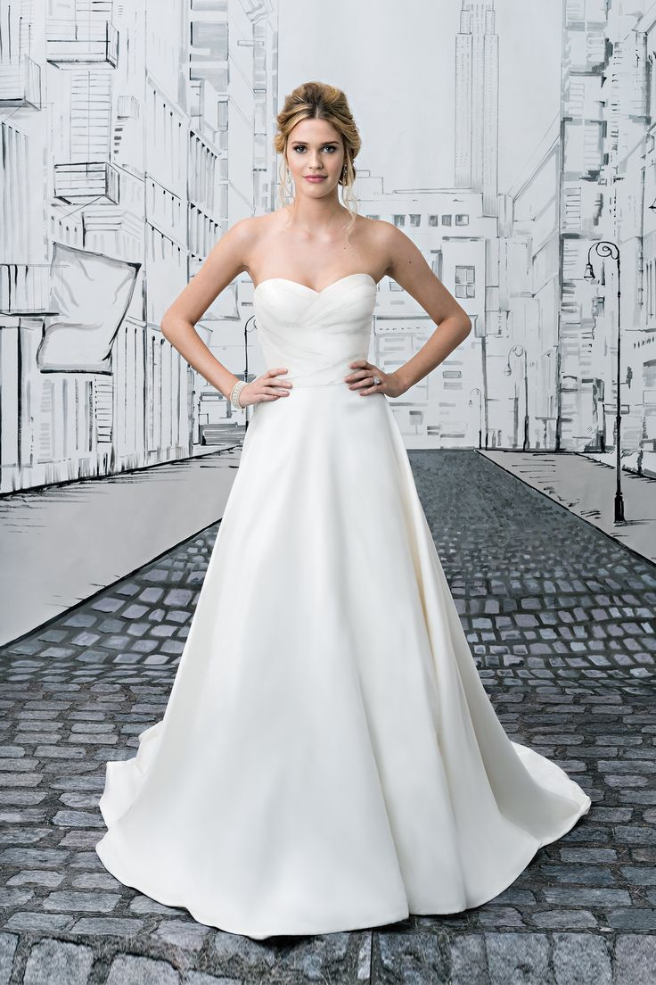 55 best Our Justin Alexander Gowns images on Pinterest ...