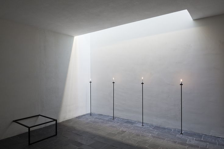 Gallery of Chapel of St.Lawrence / Avanto Architects, Ville Hara and Anu Puustinen - 9