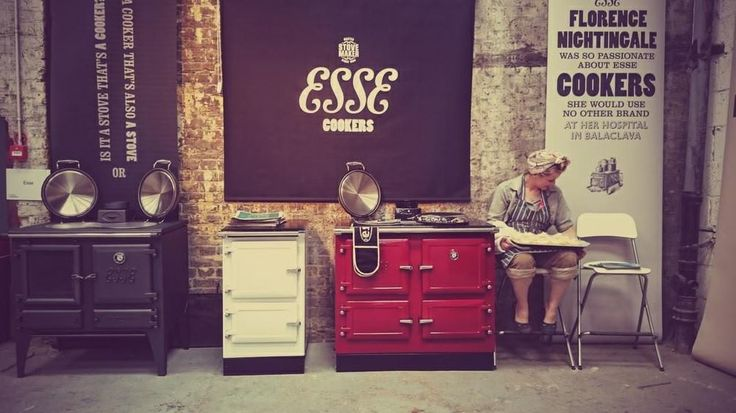 ESSE Master Stove Makers Since 1854