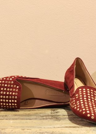 Compra il mio articolo su #vinted http://www.vinted.it/calzature-da-donna/scarpe-basse/37918-ballerine-bordeaux-zara-misura-36