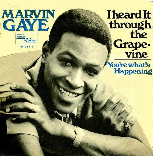 Marvin Gaye - Whats Going On Lyrics and Tracklist
