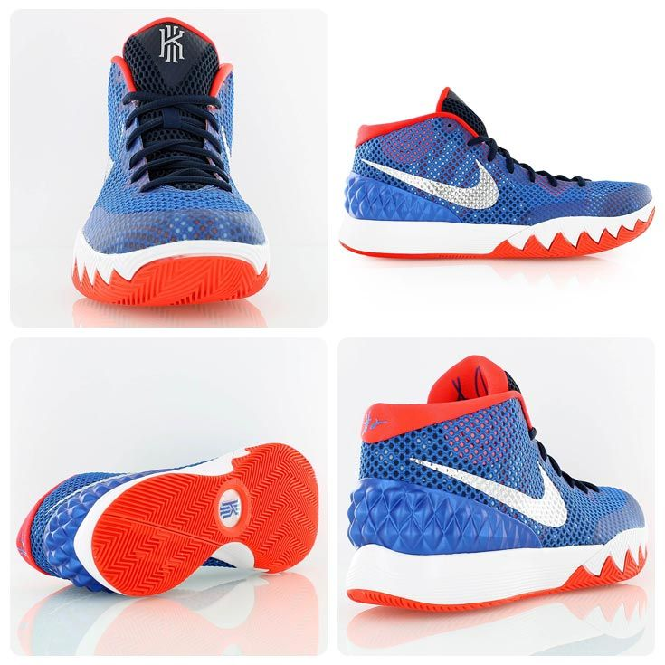 c66a9366a370cc Nike Kyrie 1 USA - celebrating July 4th in style