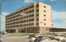 Jackson MS St Dominic's Hospital Postcard