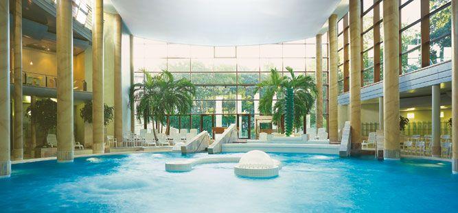 Carolus Thermen - Bad Aachen, Sauna Wellness Therme Schwimmbad Massage Thermalwasser Freizeit Erholung Geschenk