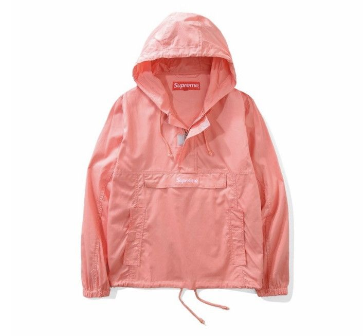 Supreme All Weather Hoodies Flawless quality and warm for cold days. Made from cotton, polyester and nylon with a 100% cotton lining.
