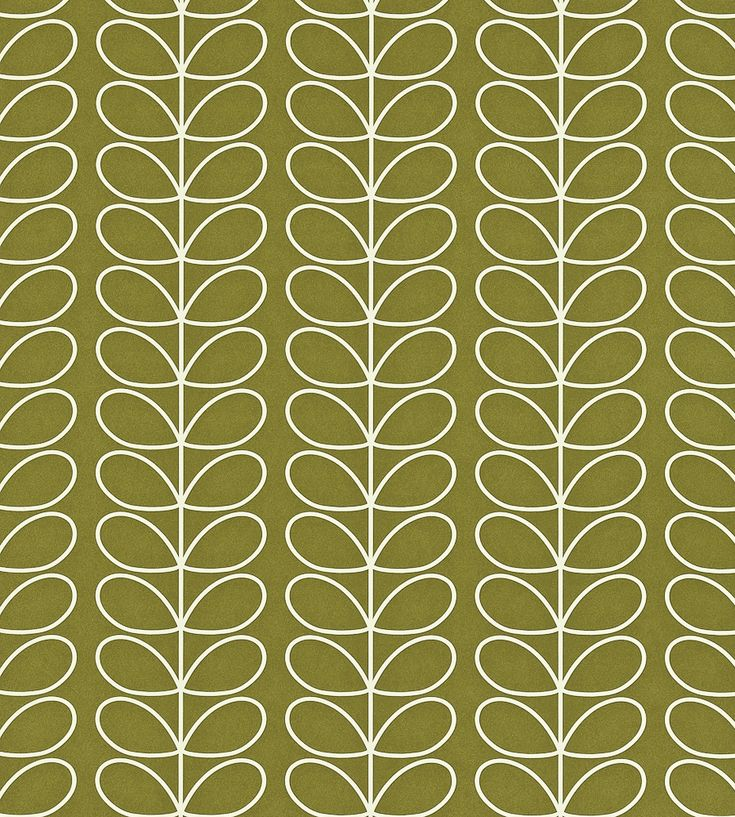 70s Interior Design Revival | Linear Stem Wallpaper by Harlequin | Jane Clayton
