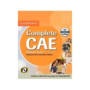 COMPLETE CAE STUDENTS BOOK +CD+KEY