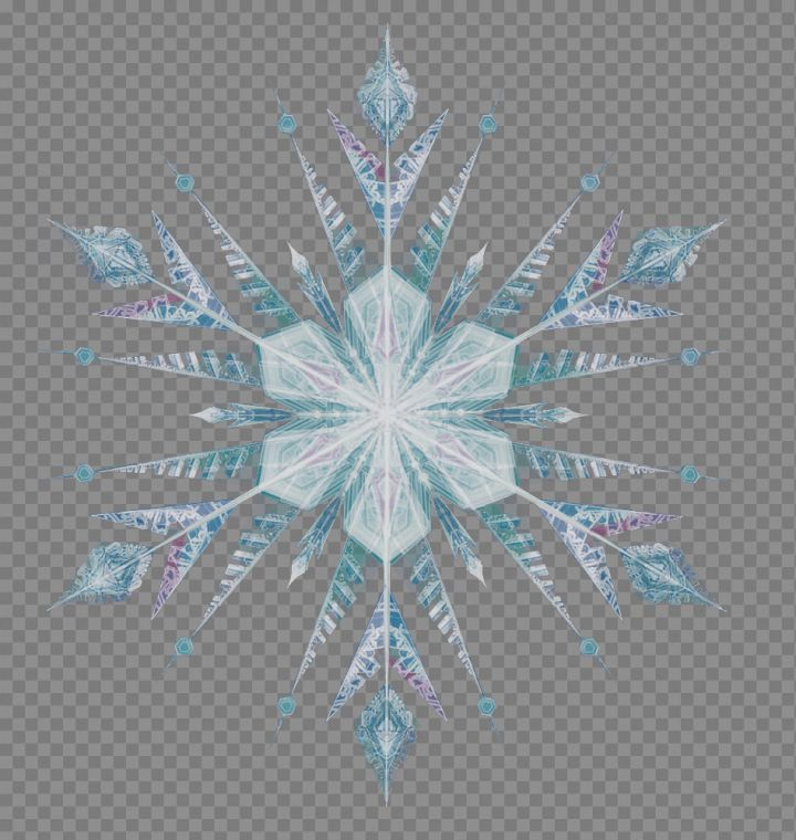 Hd Clipart Snowflakes Png Download Snowflake Transparent Free Christmas Lights Clipart Christmas Tree Clipart Christmas Material