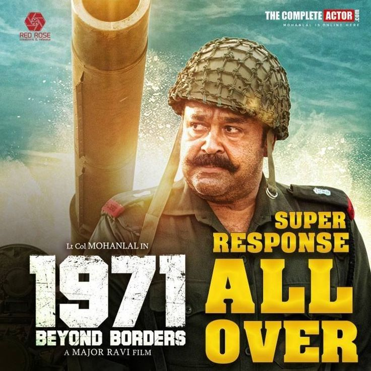 1971 Beyond Borders - Malayalam movie screening in Australia (Sydney, Melbourne, Adelaide, Perth, Brisbane, Canberra) - Session Times