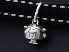 Links of London Little Miss Chatterbox Sterling 925 Silver Sweetie Charm BNIB