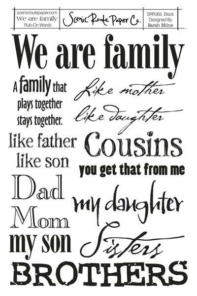 Image Detail For Family Quotes And Sayings Family Family Quotes