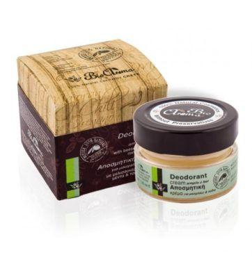 Deodorant crème 40ml. Deodorant creme tegen zweet geur
