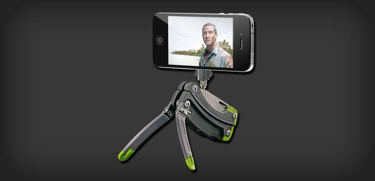 want: Camera Gears, Gerber Steadi, Camera Mount, Steadi Multi Tools, Iphone Camera, Gerber Multitool, Pockets Knives, Swiss Army Knifes, Digital Camera