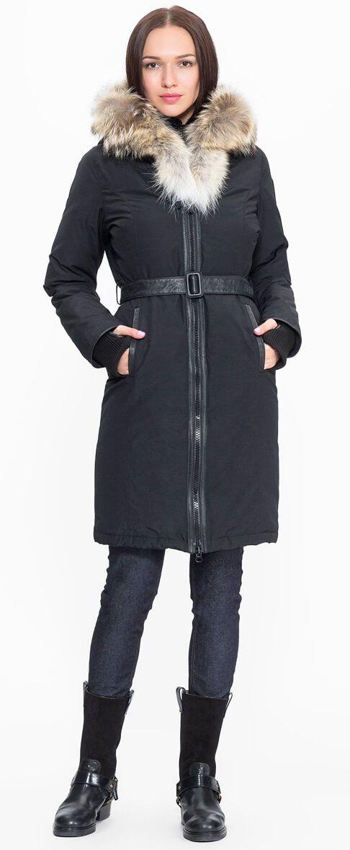 Regina parka Black | Made in Canada | Arctic Bay ®