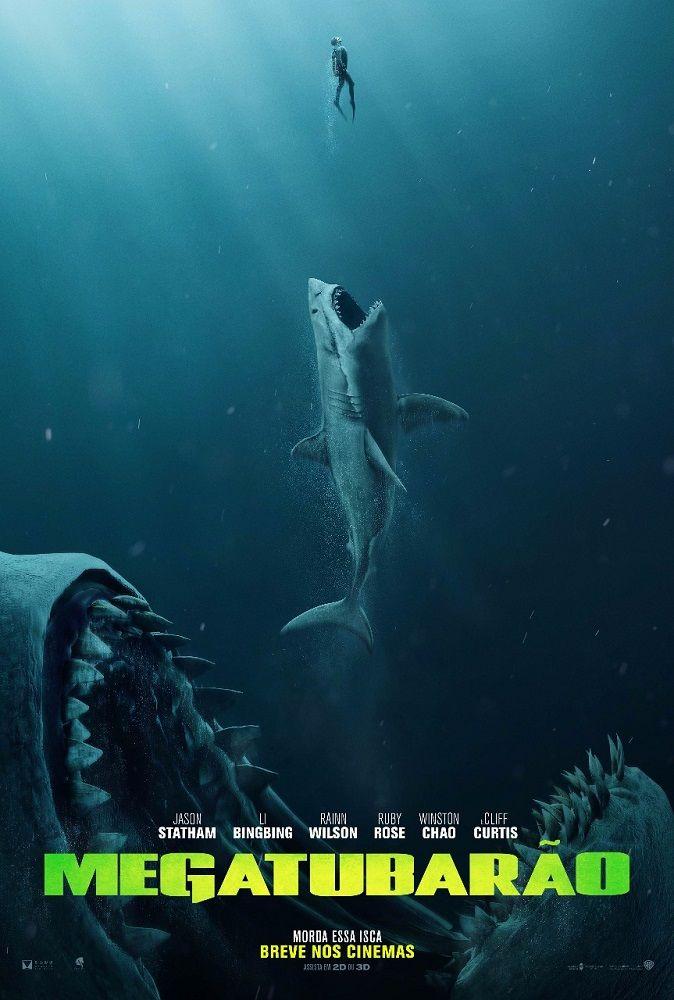 Megatubarao Poster Filmes Completos Filmes De Acao Baixar Filmes