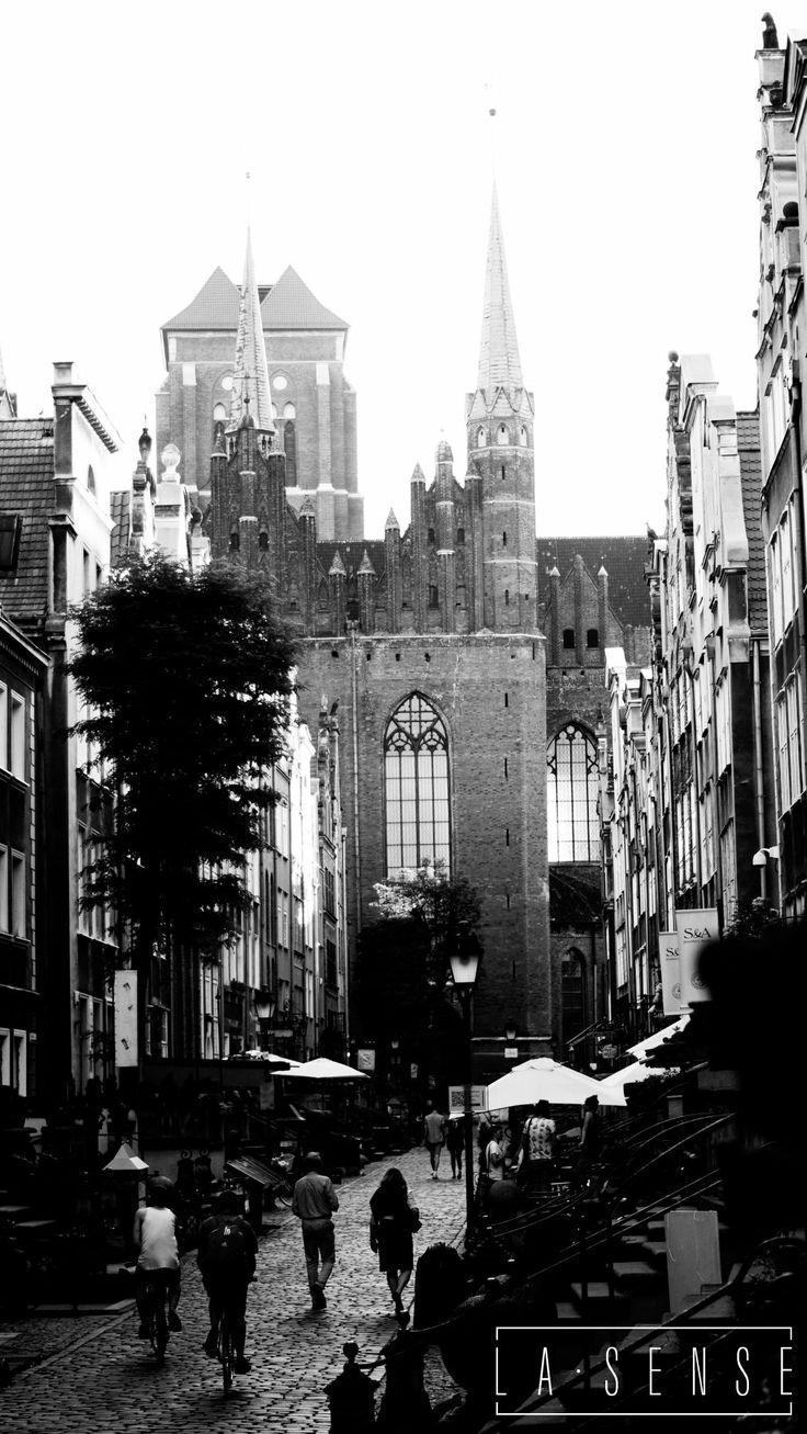 Gdańsk#Poland#Street#