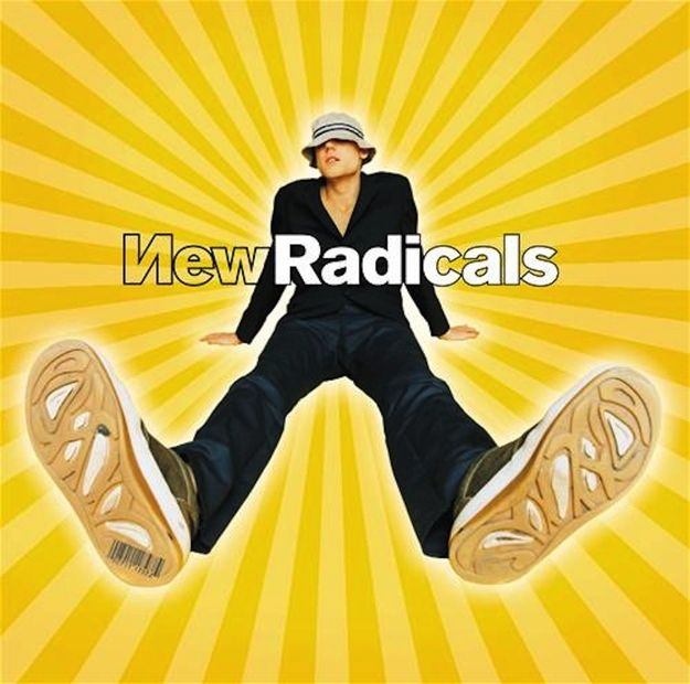 "New Radicals, ""You Get What You Give"" 