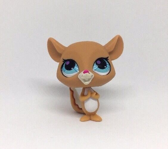 Littlest Pet Shop Tan Brown White Sweetest Chipmunk #3068 Preowned LPS Hasbro | Toys & Hobbies, Preschool Toys & Pretend Play, Littlest Pet Shop | eBay!