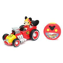 Disney Junior Mickey and the Roadster Racer Radio Control Car  Red