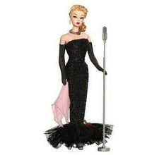 Barbie! Made her debut in 1959, the year my sweetie daughter made her debut.
